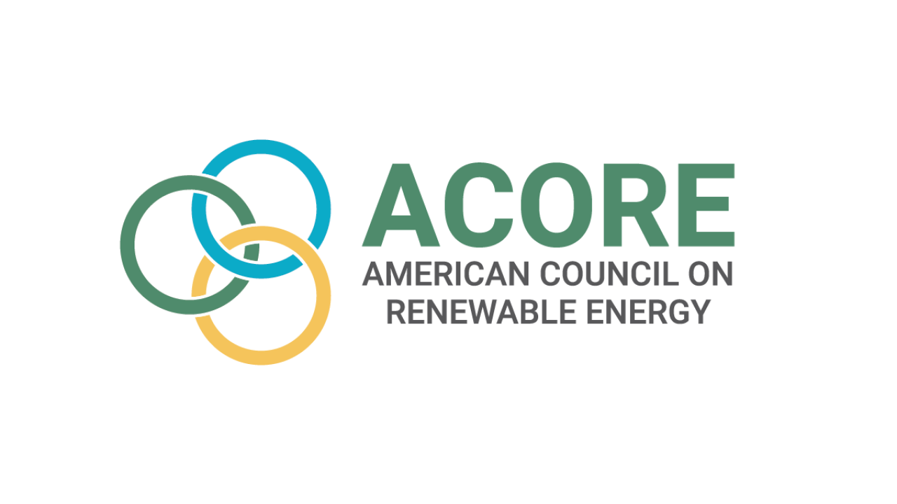 American Council On Renewable Energy Logo