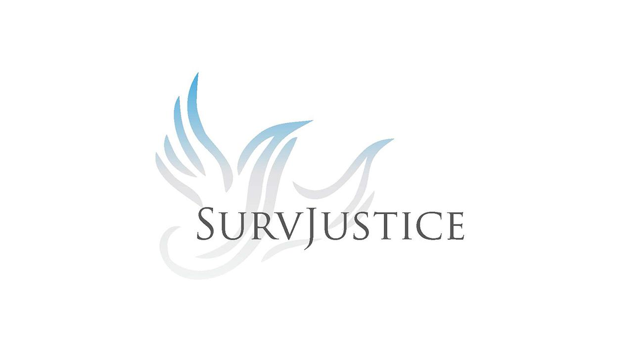 SurvJustice Logo